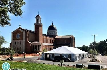 Tents Tents Tents!