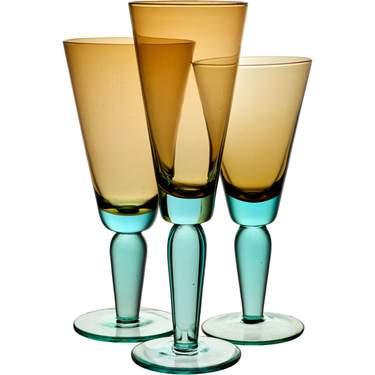 Italia Glassware Pattern