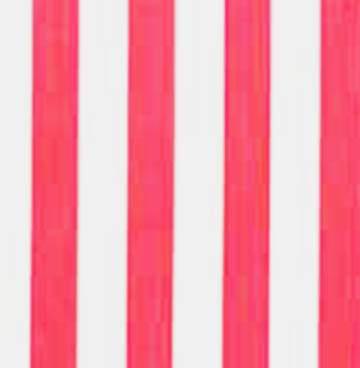 Red & White Awning Stripe