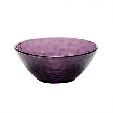 """Amethyst Glass Bowl 5.5"""""""