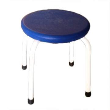 Blue/White Children's Stool