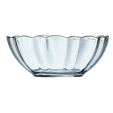 "Round Arcade Glass Bowl 5"""