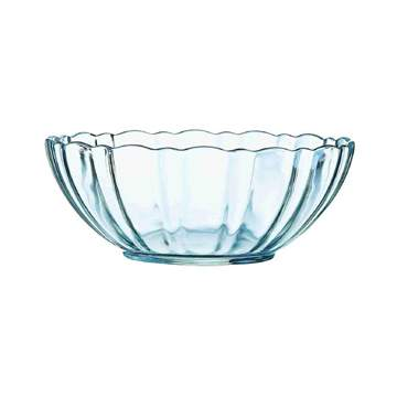 "Round Glass Arcade Bowl 9"""
