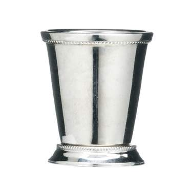 Silver Julep Cup 5oz