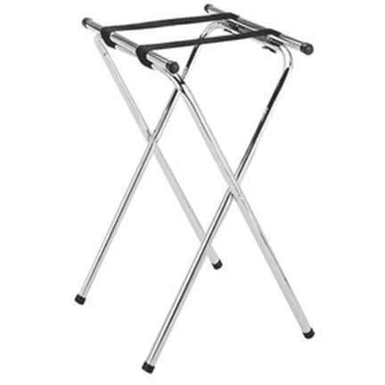 Chrome Tray Stand