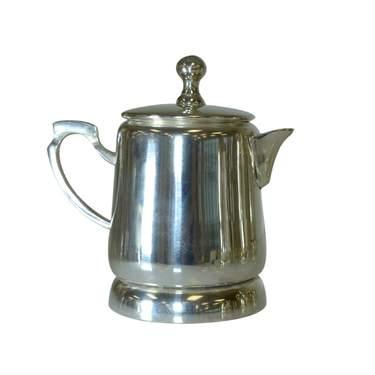 Silver Coffee Pot