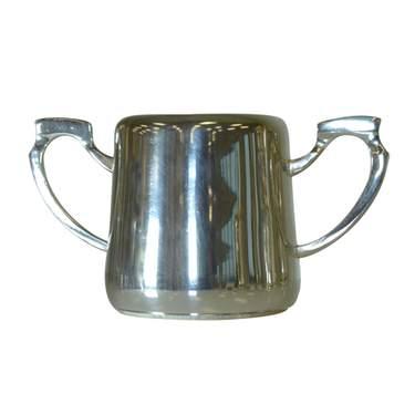 Silver Sugar Bowl 10oz