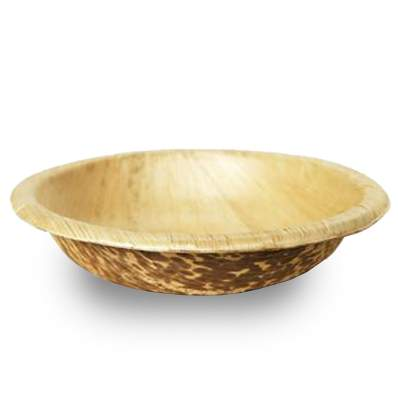 Bamboo Oval Bowl 28oz (4 pack)