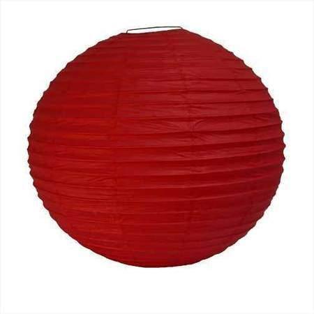 """Paper Lantern 24"""" Round Open"""