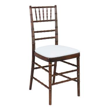 Natural Chiavari Wood Chair