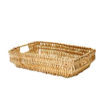 Large Buffet Wicker Basket
