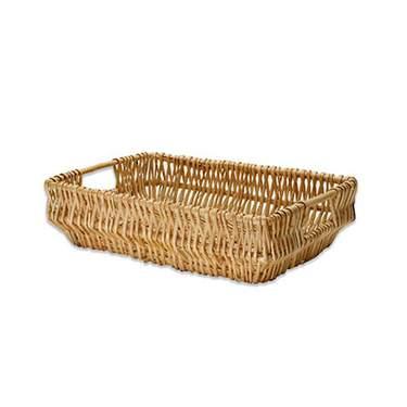 Small Buffet Wicker Basket