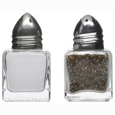 Petite Salt And Pepper Shakers