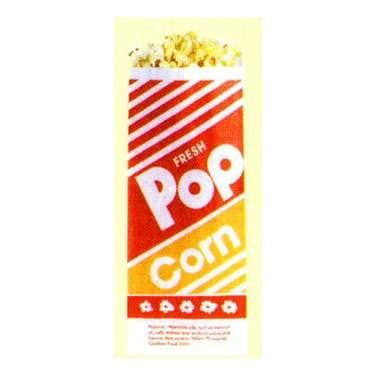 Popcorn Bag (100 Pack)