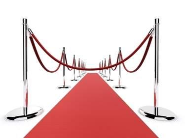 Red 3'x25' Carpet Runner