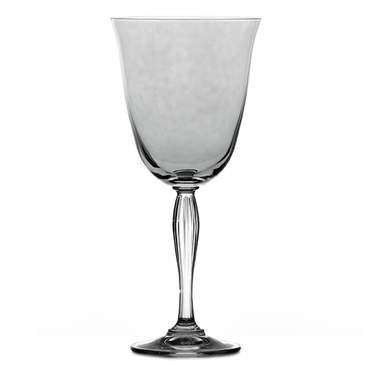 Lido Frosted Water Goblet
