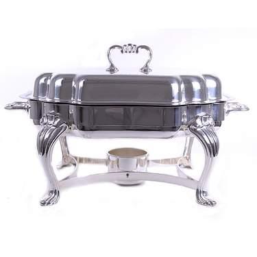 Silver Serpentine Chafer 4qt