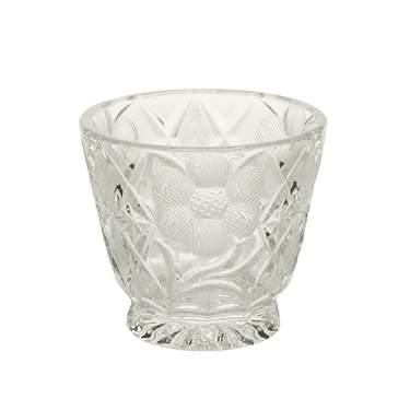 Lead Crystal Sugar Bowl