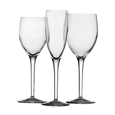 Rigoletto Glassware Pattern