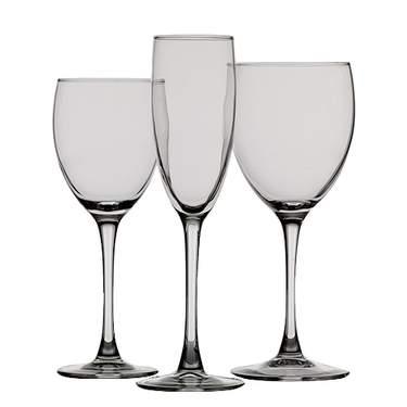 Excalibur Glassware Pattern