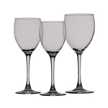 Signature Glassware Pattern