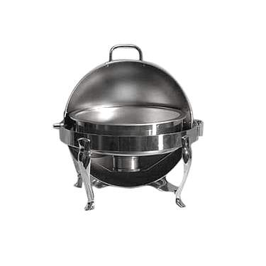 Stainless Steel Rolltop Chafer 8qt