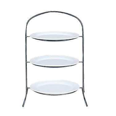 3-Tier S/S Stand 22.5""