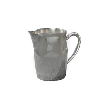 Silver Pitcher 48oz