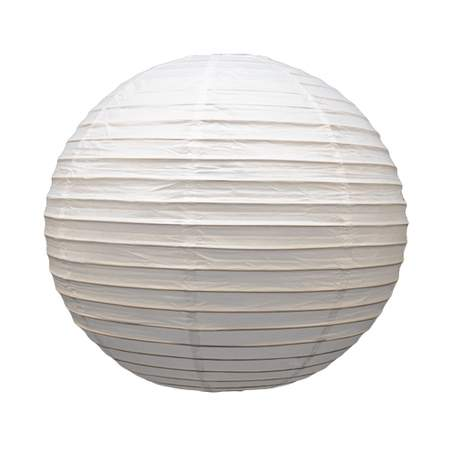 """Paper Lantern 18"""" Round Open"""