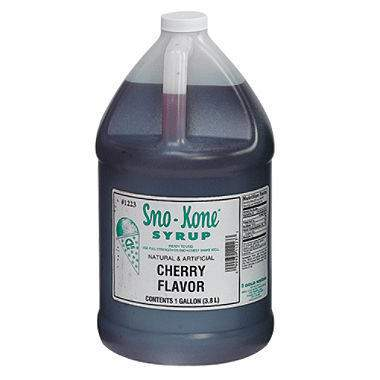 Sno-Cone Cherry Syrup