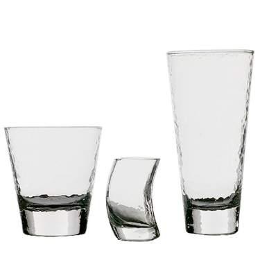 Helsinki Glassware Pattern