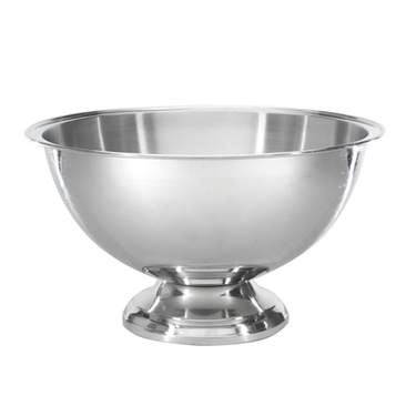 Stainless Steel Punch Bowl 4gal