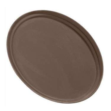 Oval Plastic Waiter Tray