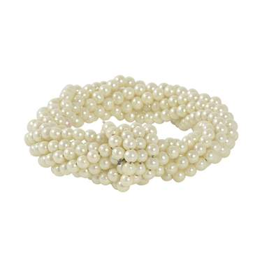 Pearl Twist Napkin Ring