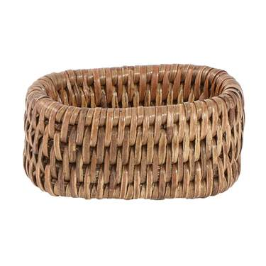Rattan Oval Napkin Ring