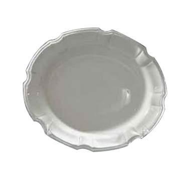 Oval Serving Porcelain Bowl 64oz