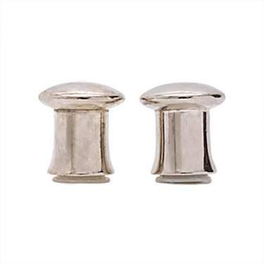 Silver Mushroom S&P Shaker