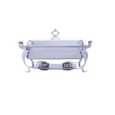 Deluxe S/S Chafer 8qt