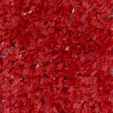 Red Synthetic Turf