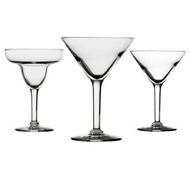 Citation Glassware Pattern