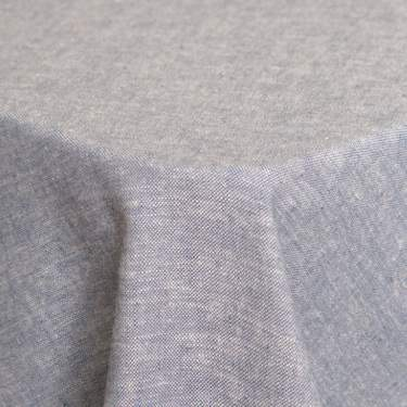 "Brussels Chambray 126"" Round"