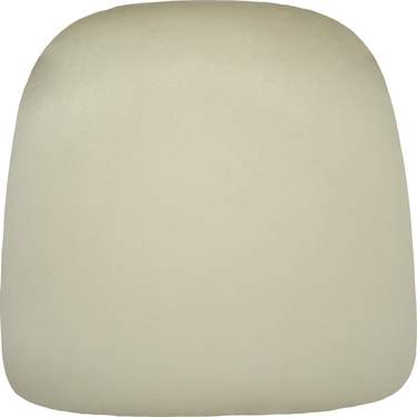 Vanilla Cream Chiavari Cushion Cap