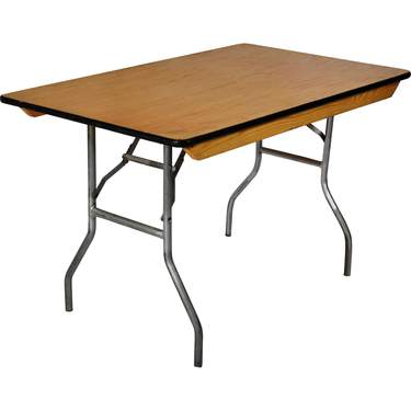 Banquet Table 4u0027 X ...