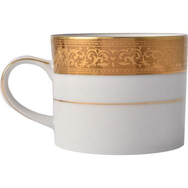 Gold Magnificence Coffee Cup