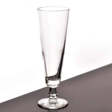 Pilsner Stemmed Glass