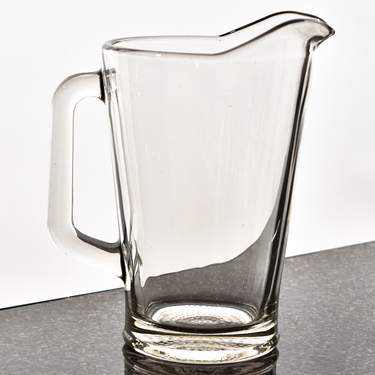 Glass Pitcher 60oz
