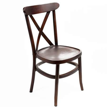 Delicieux Tuscan Cafe Brown Chair
