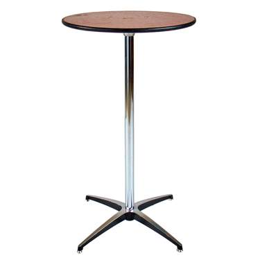 "Table Round Pedestal 24"" X 42"""