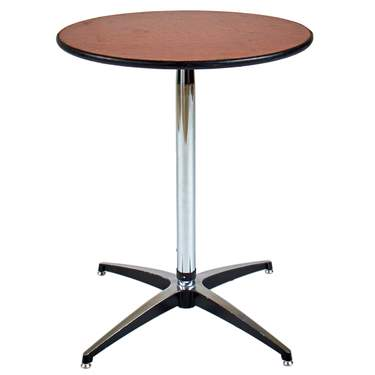 Table Round Pedestal 24""
