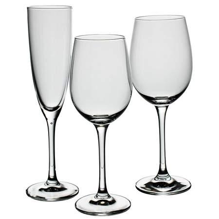 Classico Glassware Pattern
